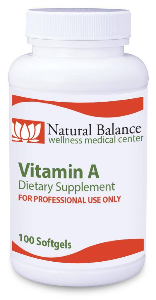 Basic VITAMIN A 100CT (PROTHERA/KLAIRE) (2oz)