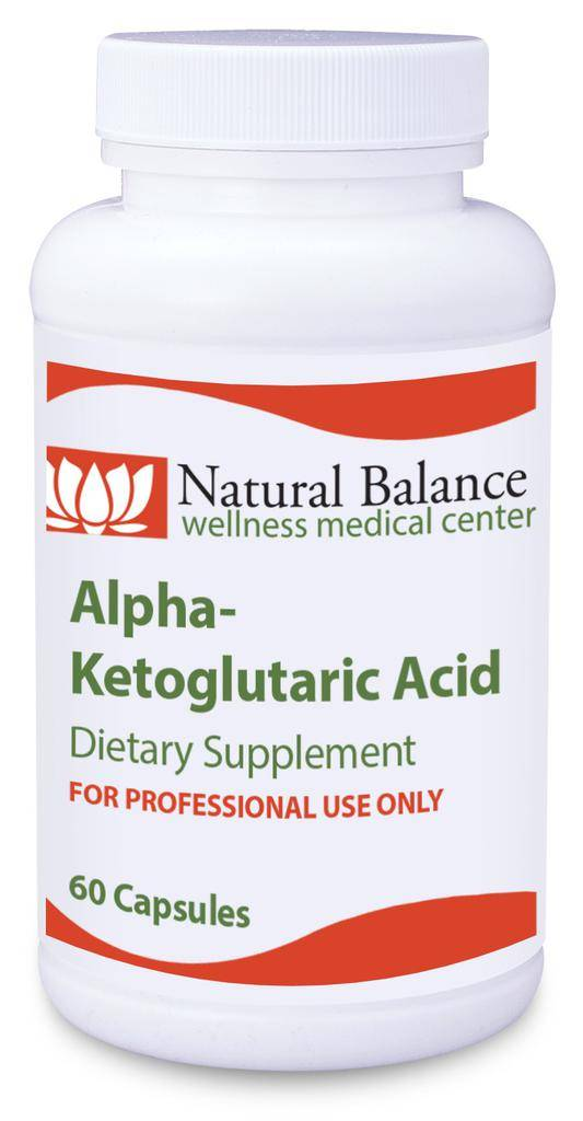 Biomed ALPHA-KETOGLUTARIC ACID 60CT (PROTHERA/KLAIRE)