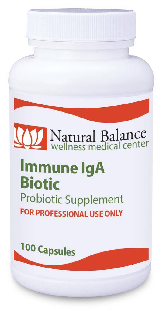 Biomed IMMUNE IgA BIOTIC 100ct (PROTHERA/KLAIRE)