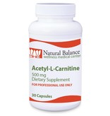Biomed ACETYL-L-CARNITINE 500 MG 90CT (PROTHERA/KLAIRE)