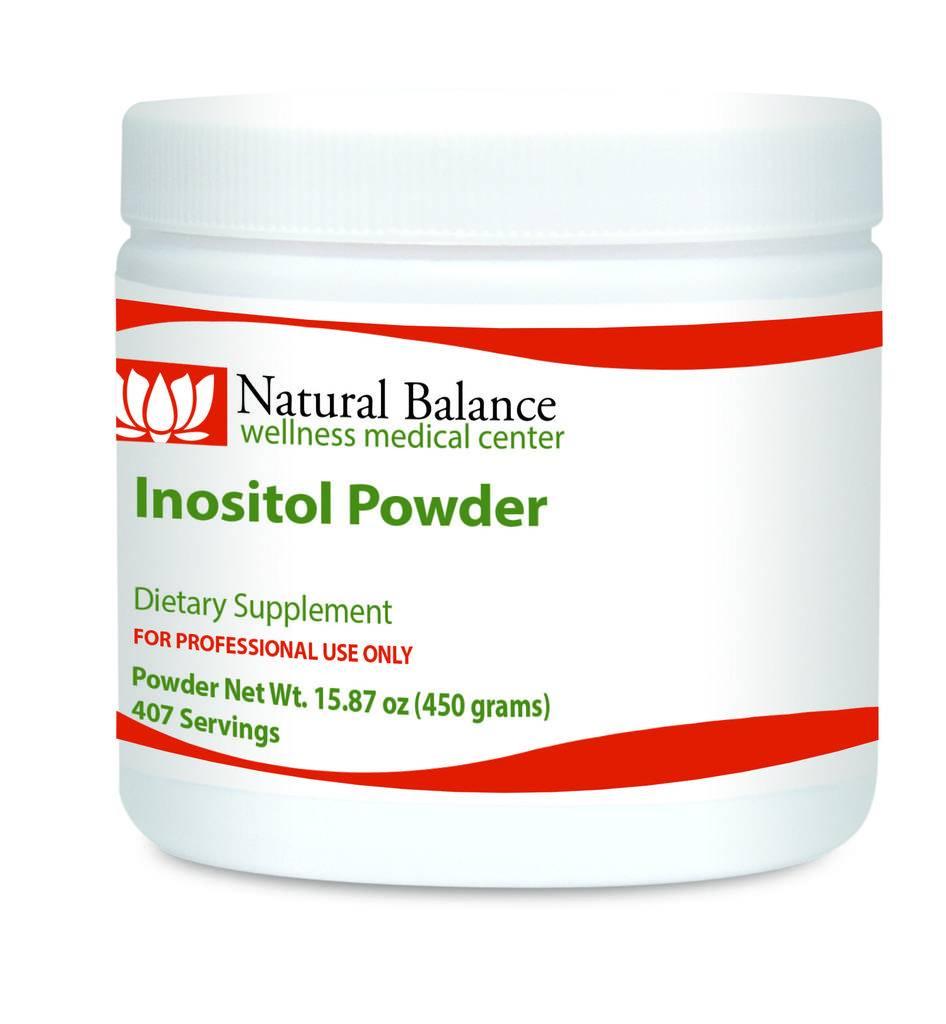Biomed INOSITOL (POWDER) 15.87 OZ (PROTHERA/KLAIRE)