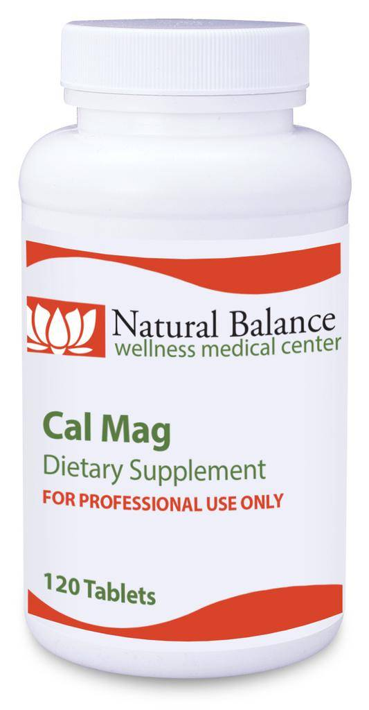 Basic CAL/MAG 120CT (PROTHERA/KLAIRE)