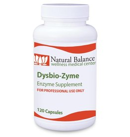 DYSBIO-ZYME  120 CT (INTERPHASE) (PROTHERA/KLAIRE)