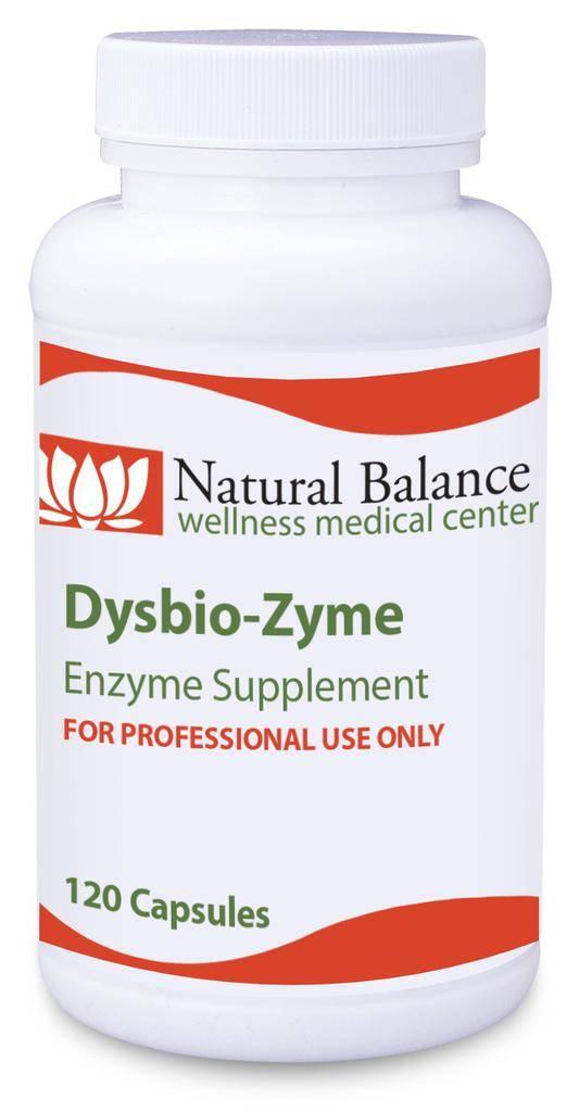DYSBIO-ZYME  120 CT (INTERFASE) (PROTHERA/KLAIRE)