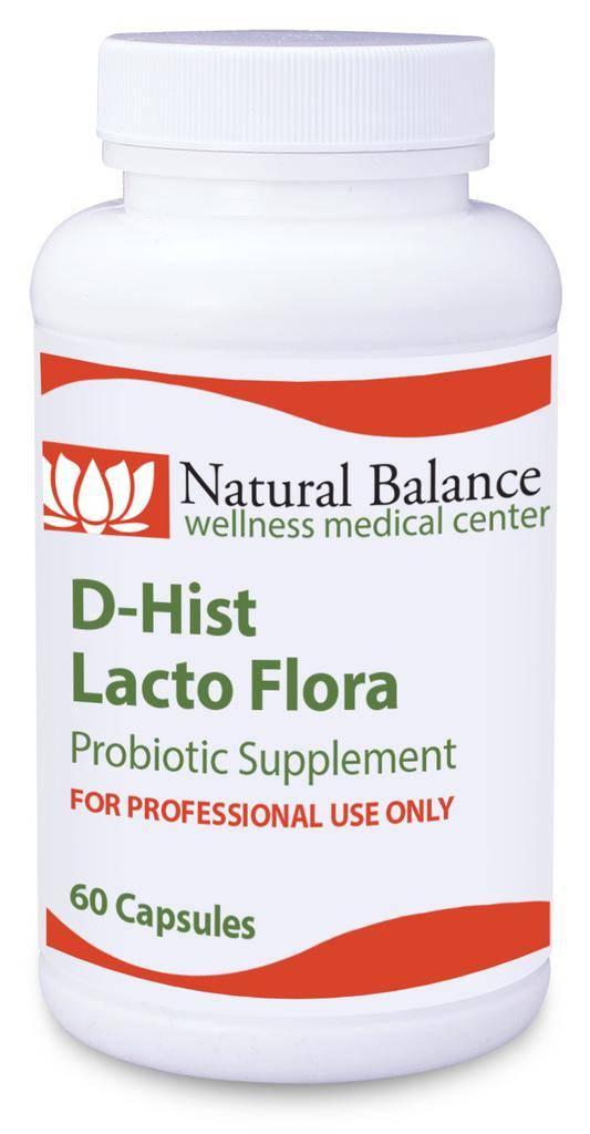 D-HIST LACTO FLORA 60 CT (PROTHERA/KLAIRE) (2oz)