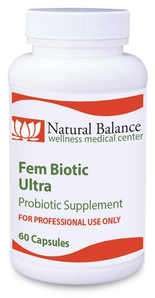 Biomed FEM BIOTIC ULTRA 60CT (PROTHERA/KLAIRE) (THER BIOTIC WOMEN'S FORMULA) (2oz)