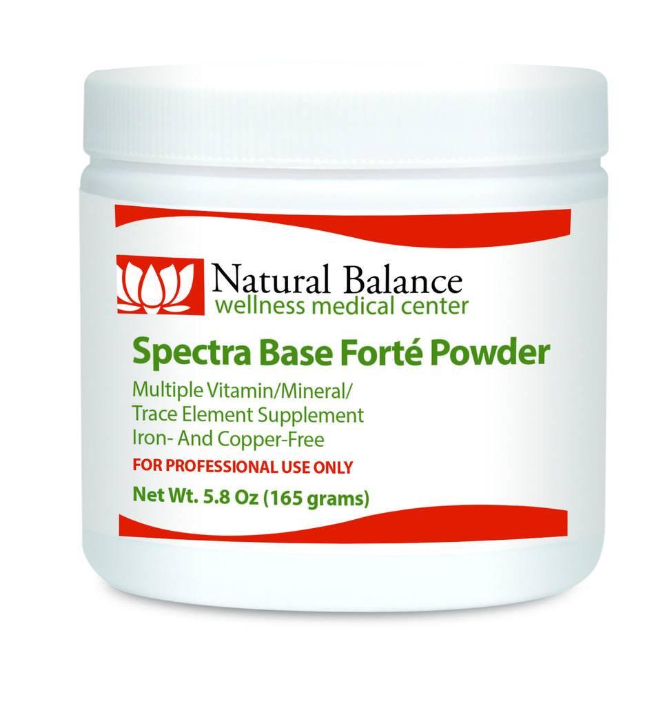 Biomed SPECTRA BASE FORTE PWD (VITASPECTRUM) 165GM  (PROTHERA/KLAIRE)
