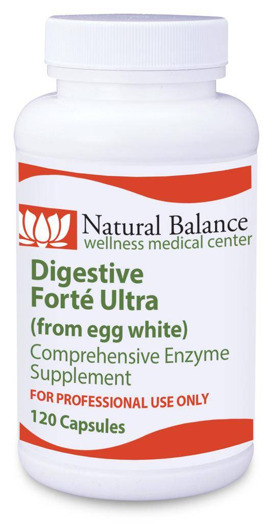 Basic DIGESTIVE FORTE ULTRA (from Egg White) PROTHERA/KLAIRE 120CT