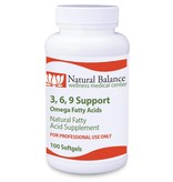 Basic 3,6,9 SUPPORT 100 SOFTGELS (PROTHERA/KLAIRE) (7oz)