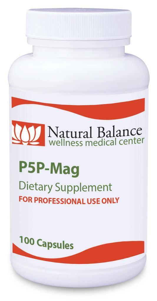 Basic P5P-MAG 100CT (PROTHERA/KALIRE) (4oz)