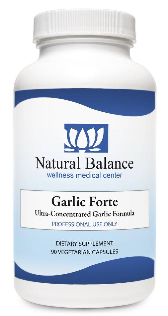 Basic GARLIC FORTE 90CT (XYMOGEN)
