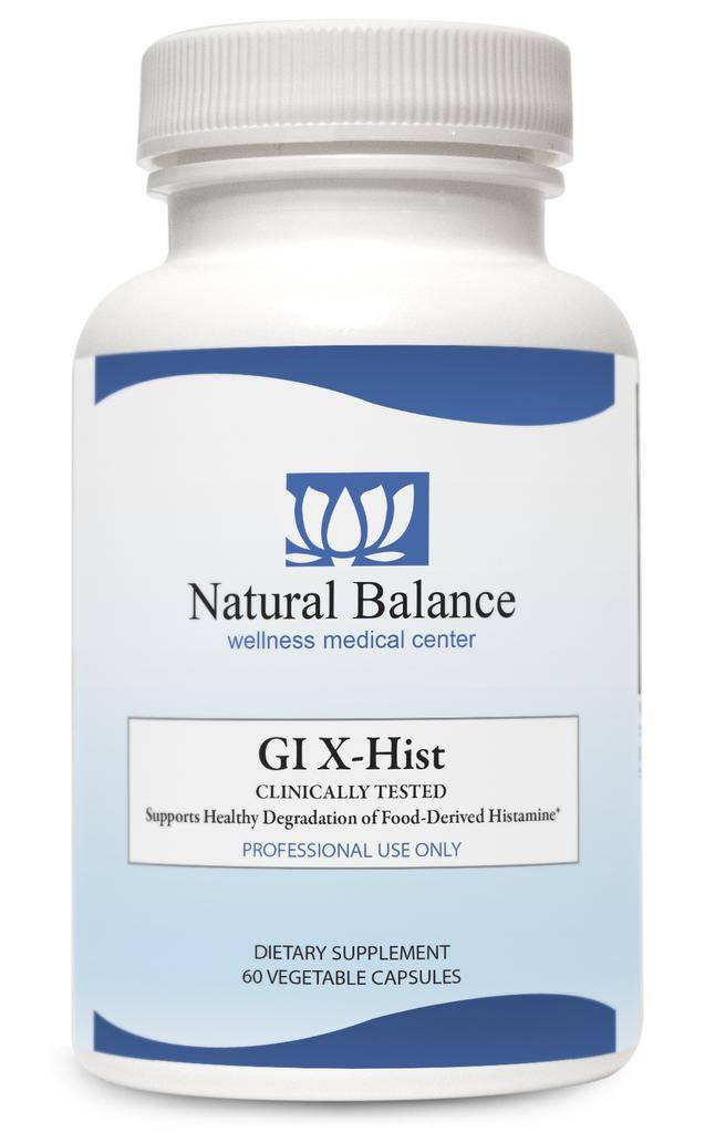 Gastrointestinal Support *GI X-HIST 60 CT