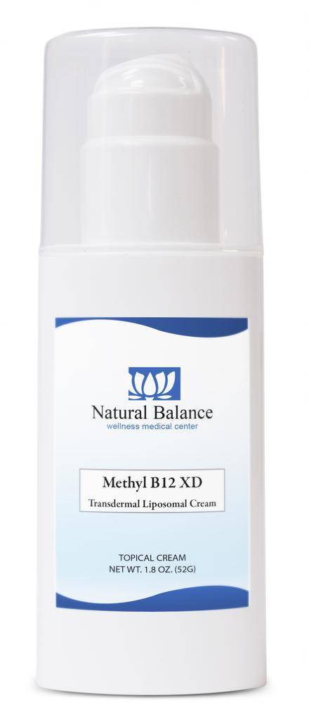 Biomed METHYL B12 XD CREAM 1.8oz (XYMOGEN)