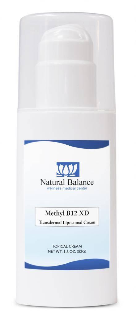 Biomed METHYL B12 XD CREAM 2oz