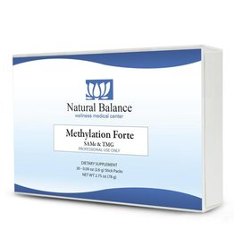 Biomed METHYLATION FORTE - SAMe/TMG (30 - 0.09oz Stick Packs) (XYMOGEN) (7oz)