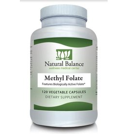 Biomed METHYL FOLATE 800 MCG (Green label) 120 CT (NUMEDICA)