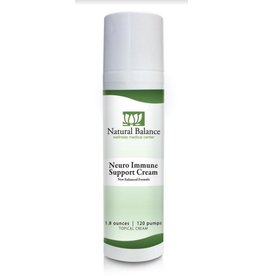 Biomed NEURO IMMUNE SUPPORT CREAM 120 PUMPS (NUMEDICA)