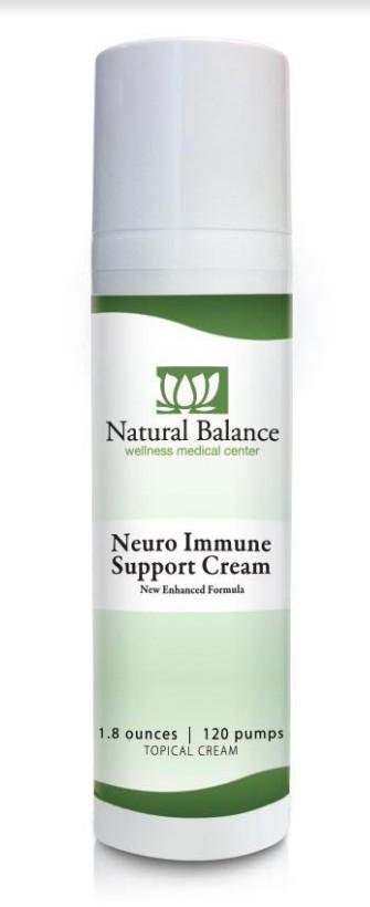 Biomed NEURO IMMUNE SUPPORT CREAM 120 PUMPS (NUMEDICA)