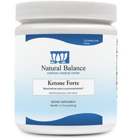 Biomed *KETONE FORTE: Mixed ketone esters to promote ketosis (XYMOGEN)
