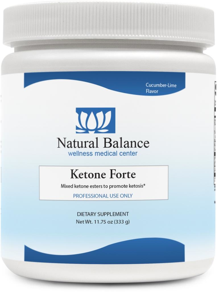 Biomed *KETONE FORTE: Mixed ketone esters to promote ketosis (XYMOGEN)