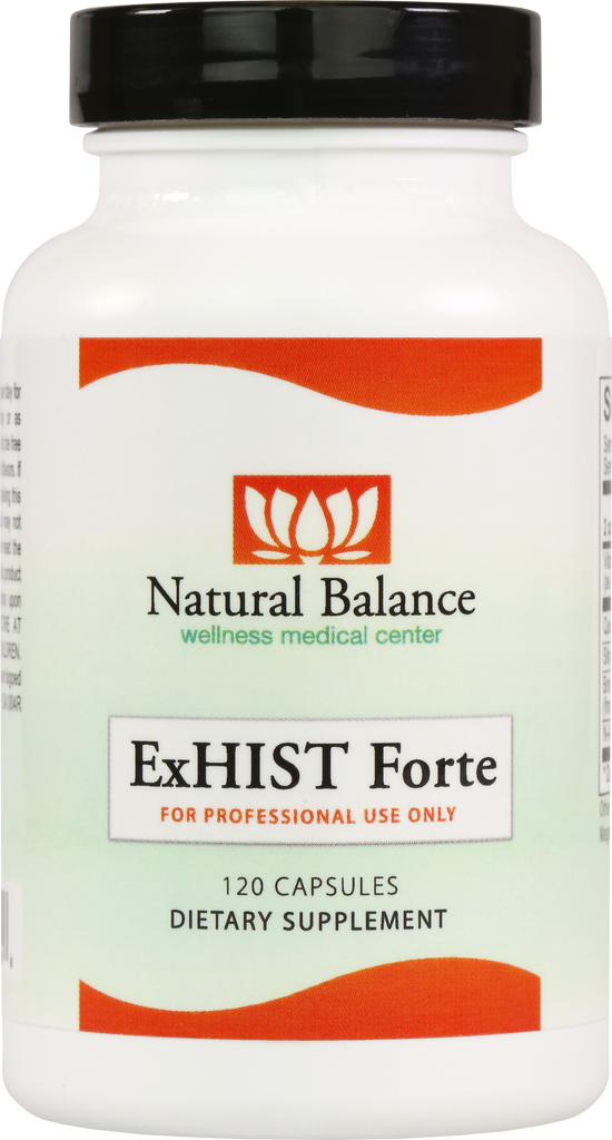 Basic ExHist Forte (ORTHO) 120ct (Replacement for ALLERHIST)