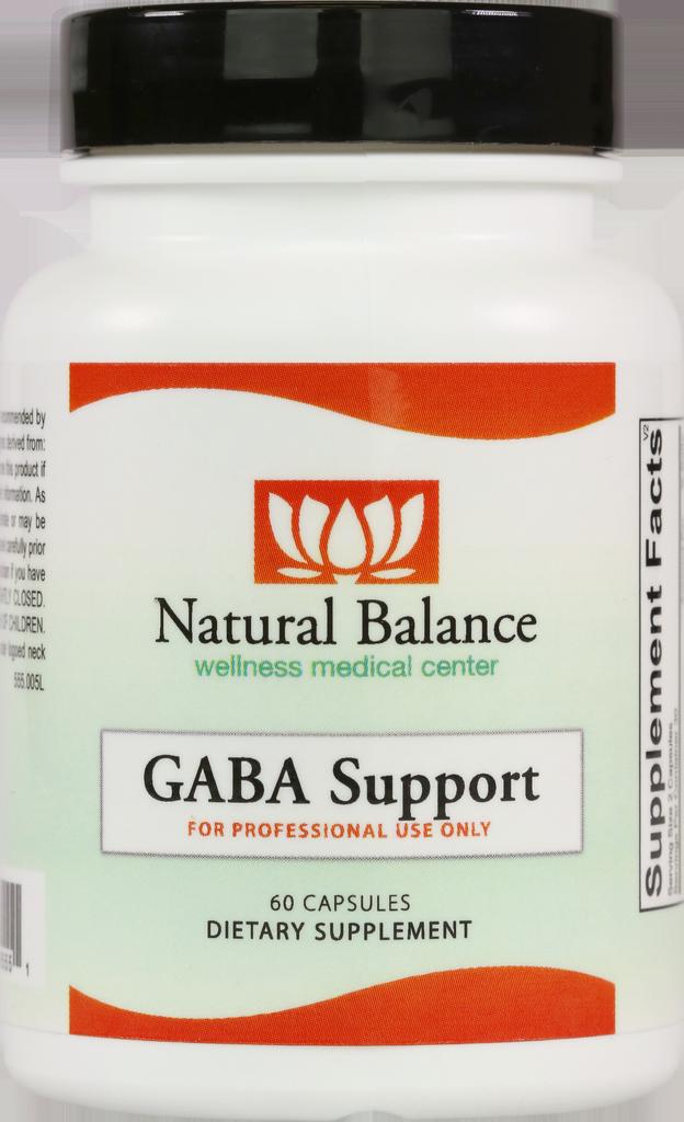 Mood GABA SUPPORT 60CT (ORTHO MOLECULAR)