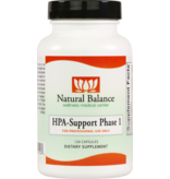 HPA HPA SUPPORT PHASE 1 120 CT  (ADAPTEN-ALL) (ORTHO MOLECULAR) (5oz)
