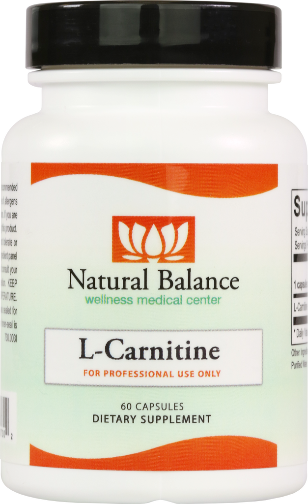 Basic L-CARNITINE 60CT (ORTHO MOLECULAR)