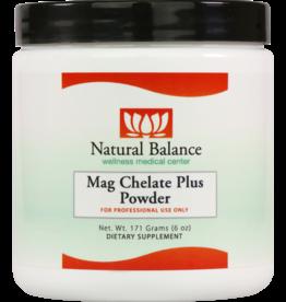 Basic MAG CHELATE PLUS POWDER (GF, DF, SF) (ORTHO MOLECULAR)