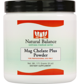 Basic MAG CHELATE PLUS POWDER (ORTHO MOLECULAR)