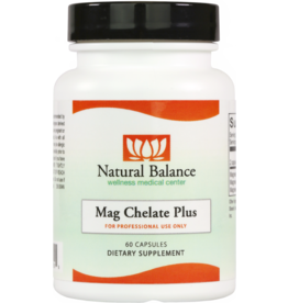 Basic MAG CHELATE PLUS CAPSULES 60CT (ORTHO MOLECULAR)