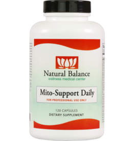 Basic MITO-SUPPORT DAILY 120CT (ORTHO MOLECULAR) (6oz)