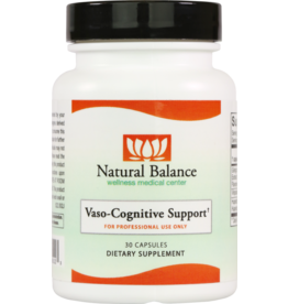 Basic VASO-COGNITIVE SUPPORT 30CT (ORTHO MOLECULAR)