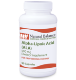 Basic ALPHA LIPOIC ACID 90CT (PROTHERA/KLAIRE)  (Previuosly SLOW RELEASE ALA from Numedica: Same Instructions)