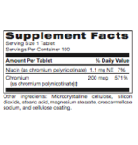 HPA REACTIVE CHROMIUM 100 CT (PROTHERA/KLAIRE)  (Previuosly Ortho: Same Instructions)