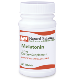 HPA SUB-L MELATONIN 1MG 60CT (PROTHERA/KLAIRE)  (Previuosly Ortho: Same Instructions)