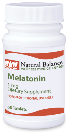 HPA SUB-L MELATONIN 1MG 60CT (PROTHERA/KLAIRE)  (Previuosly Ortho: Same Instructions)