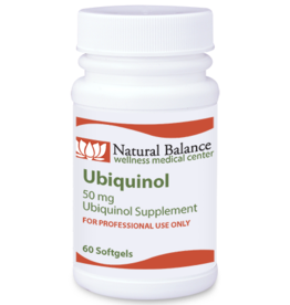 Basic Ubiquinol 60ct (Replacement for SR-CoQ10 w/PPQ) (PROTHERA/KLAIRE) (Same Instructions)