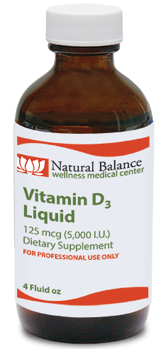 Basic VITAMIN D3 LIQUID 4 FL OZ (PROTHERA/KLAIRE) (Previously Ortho: New Instructions)