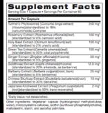 Basic INFLAMOXICIN 60CT (INFLATHERA) (PROTHERA/KLAIRE) (Previuosly Xymogen: New Instructions)