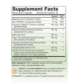 HPA CINNSUPPORT 120 CT (NUMEDICA) (5oz)