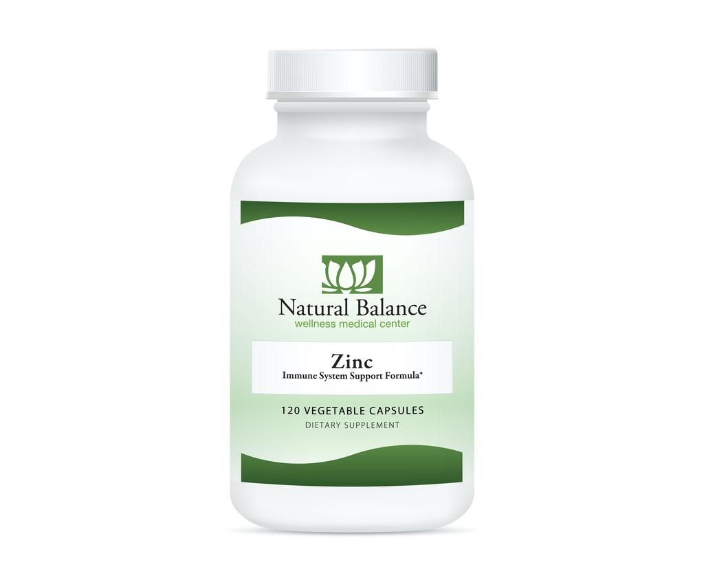 Biomed ZINC (REPLACEMENT FOR ZINC CHELATE) 120 CT (Numedica)