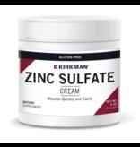 Biomed ZINC SULFATE CREAM (KIRKMAN) (same as TOPICAL ZINC CREAM) Dosis: 1 gm = 1/4 tsp