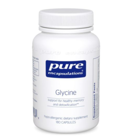 Basic GLYCINE 500mg 180CT (Pure/Douglas)