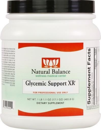 HPA Chocolate GLYCEMIC SUPPORT XR 485.8G (ORTHO MOLECULAR)
