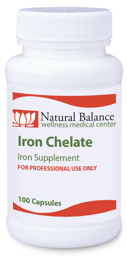 Basic IRON CHELATE 100CT (KLAIRE) (Previously Ortho: Same Instructions)