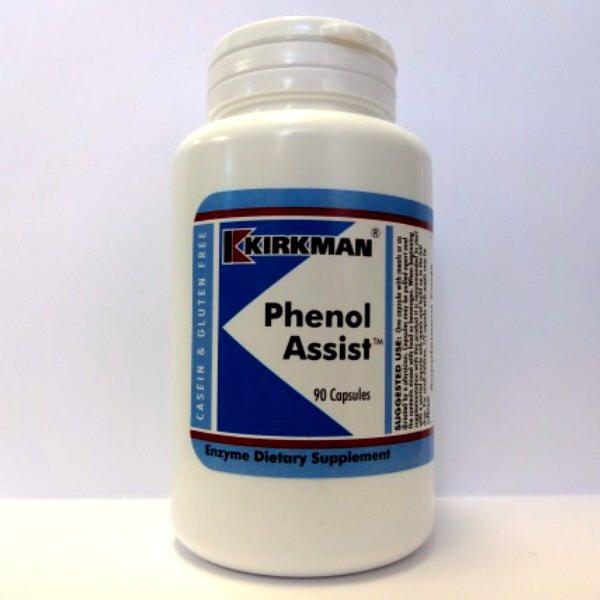 Biomed PHENOL ASSIST 90 CT (KIRKMAN) (3oz)