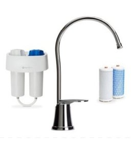 Water Filters Aquasana Under Counter Install kit AQ-4050