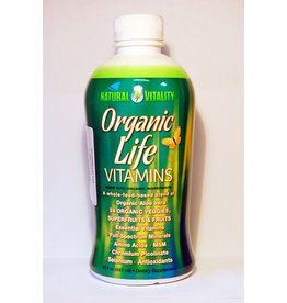 Basic ORGANIC LIFE VITAMINS (OLV) 30 FL OZ (PETER)