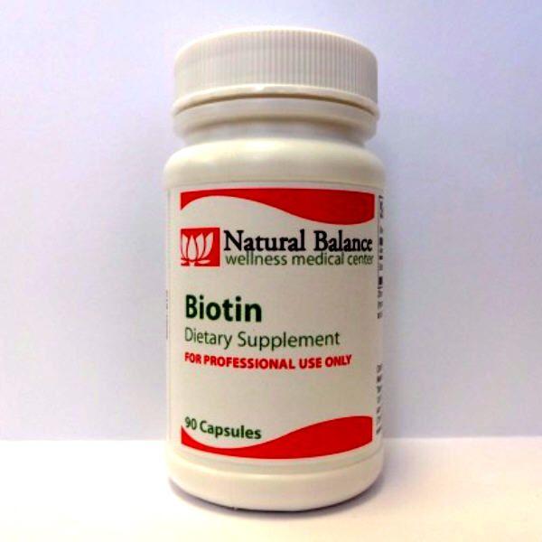 Basic BIOTIN 5,000 MCG, 90 CT (PROTHERA/KLAIRE)